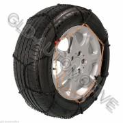Catene da Neve X9 mm Acciaio Manganese per Auto Lampa