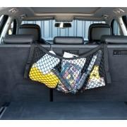 PORTAOGGETTI TASCA A RETE Elastica 30x56cm Sedili posteriore Auto Camper