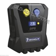 Mini COMPRESSORE AUTO Digitale MICHELIN 9518 12V per Pressione Pneumatici Gomme